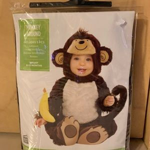 Other - New in package Monkey Halloween costume.